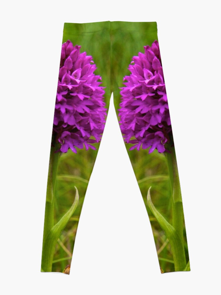 Alternate view of Pyramidal Orchid, Inishmore Leggings