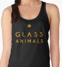 Glass Animals Yellow Women's Tank Top