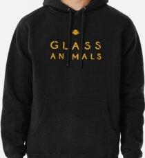 Glass Animals Yellow Pullover Hoodie