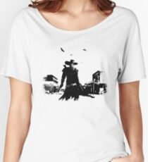 gunslinger Women's Relaxed Fit T-Shirt
