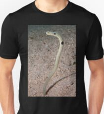Spotted Garden Eel, North Sulawesi, Indonesia Unisex T-Shirt