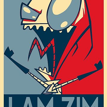 I Am ZIM! by Noctography