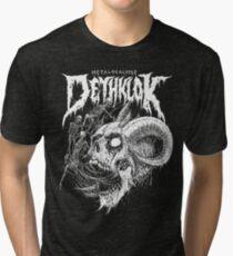 Dethklok Tri-blend T-Shirt
