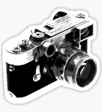 Rangefinder Pattern Sticker