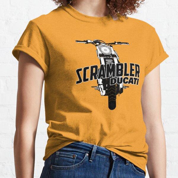 Scrambler Ducati T-shirt classique