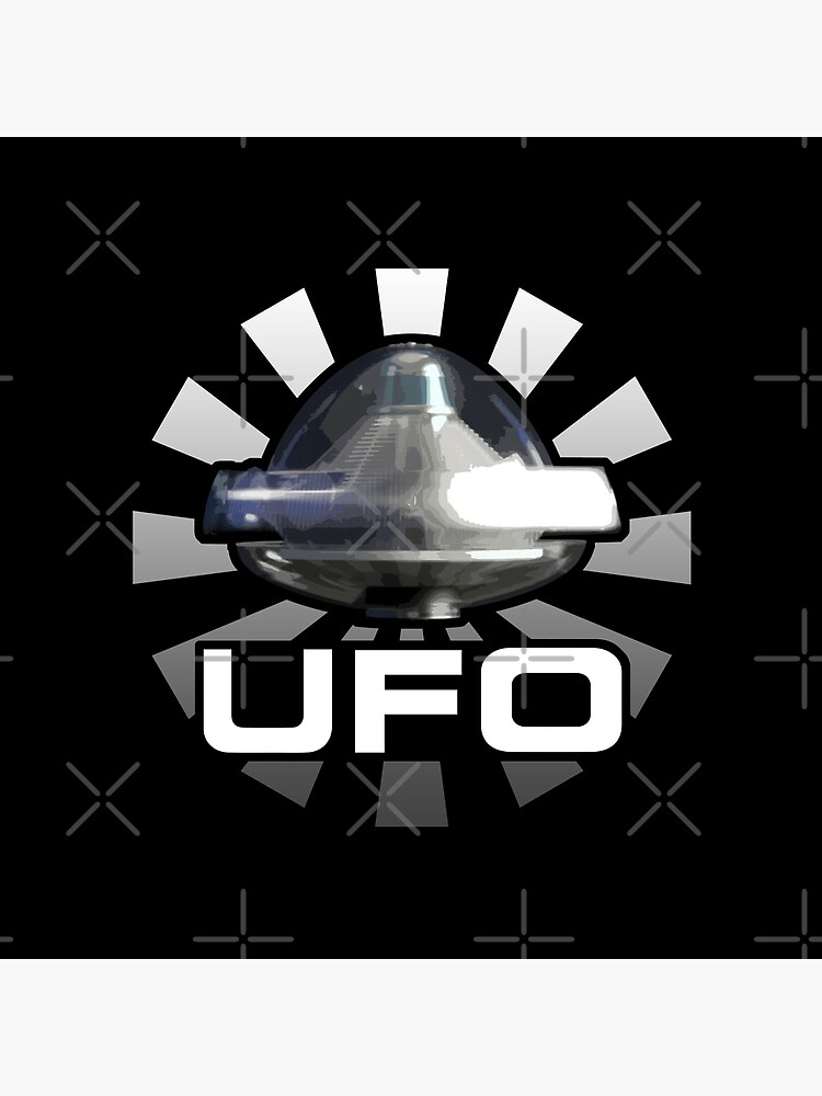 Gerry Anderson's UFO - ALIEN SPACECRAFT by KoolDsigns-FLIX