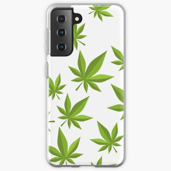 Coques sur le thème Cannabis pour Samsung Galaxy | Redbubble
