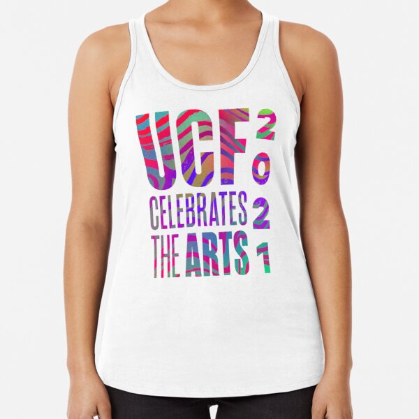 UCF Celebrates the Arts 2021 Racerback Tank Top