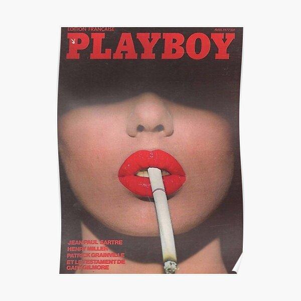 Playboy 1977 Poster