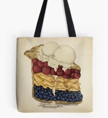 American Pie Tote Bag