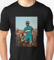 Vincenzo Nibali Painting Unisex T-Shirt