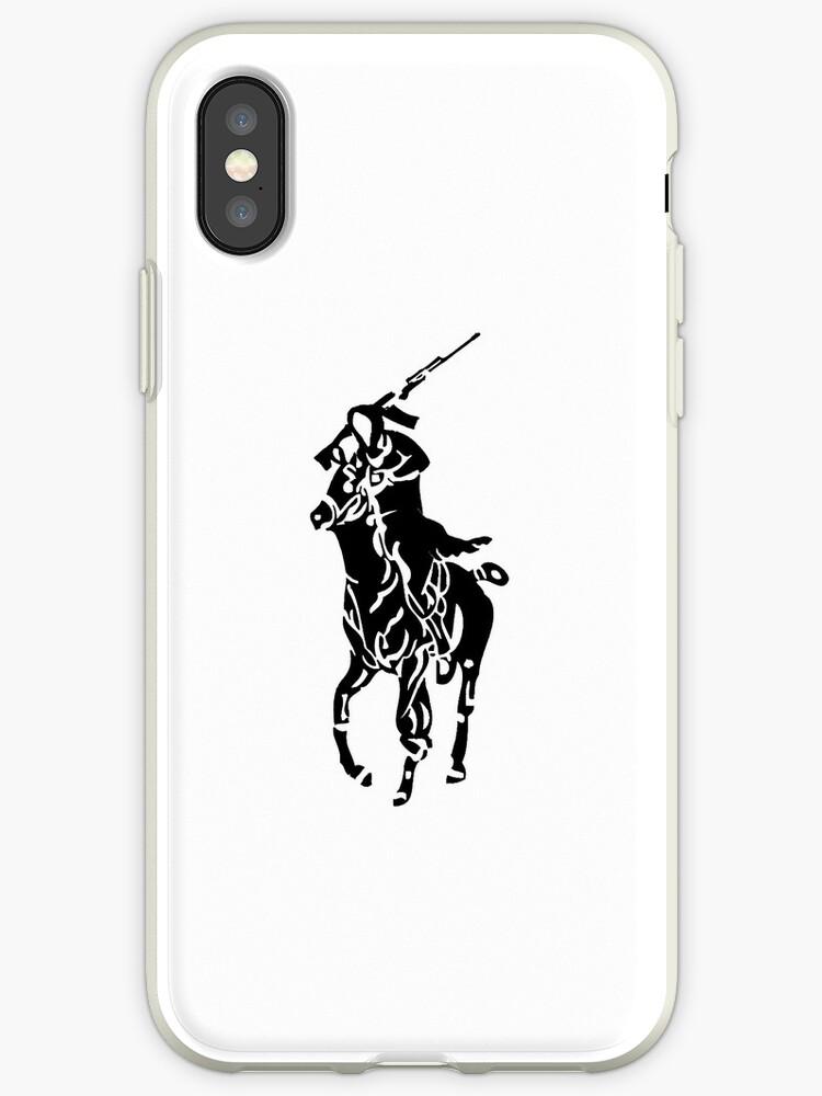 big sale 32c27 46dc0 'Ralph 'Death' Lauren ' iPhone Case by aavoka