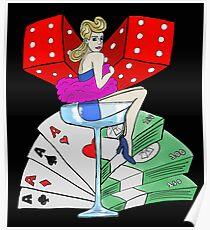 Vegas Living   Poster