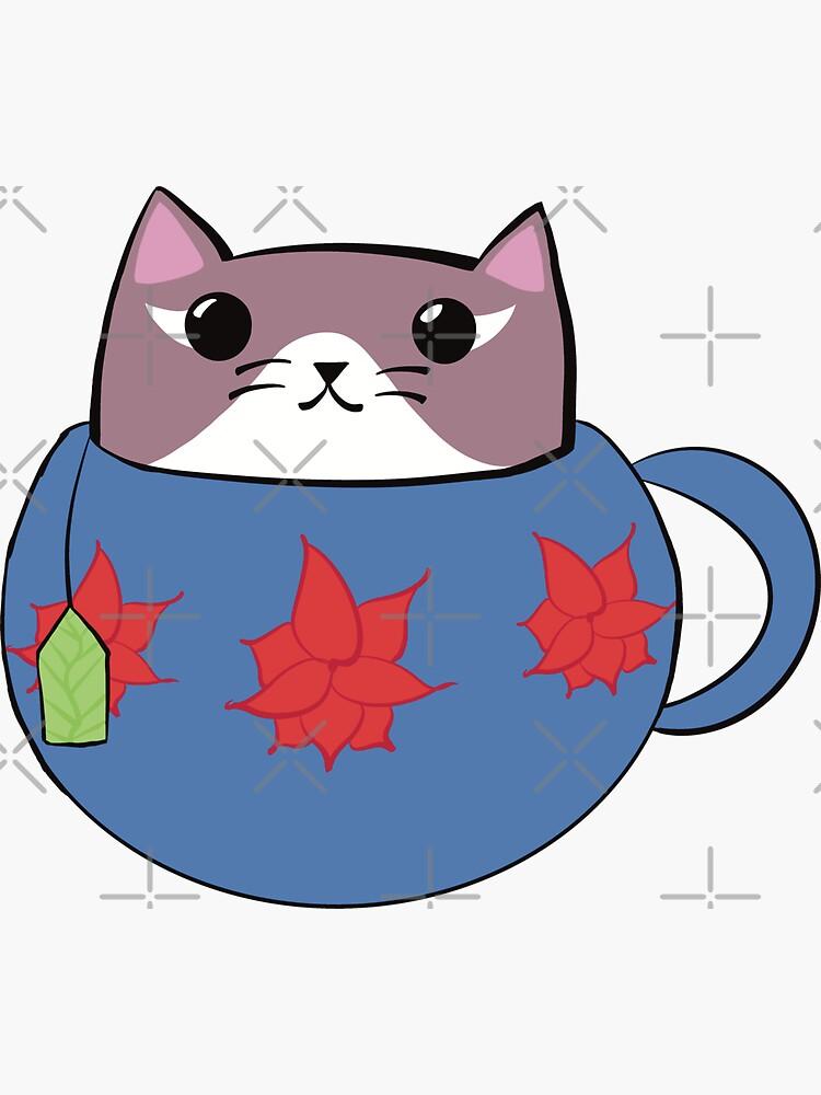 Ruby the Cattuccino Kitten by Myrre