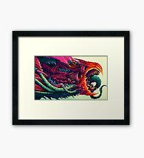 The Hyper Beast Framed Print
