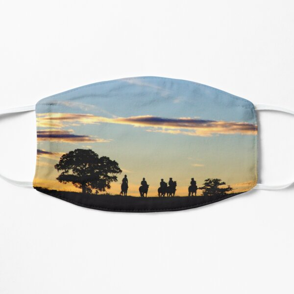 Sunrise Riders Mask