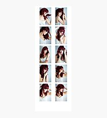 Tousled Ten Photographic Print