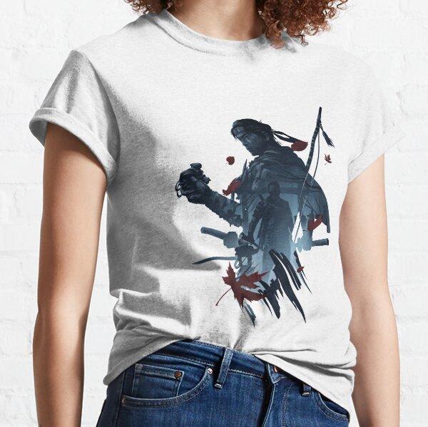 Samurai of Tsushima Jin Sakai Classic T-Shirt