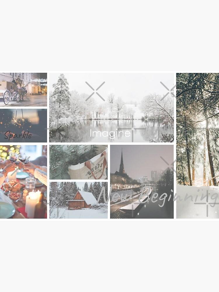 Winter Musings Soul Snapshot by Jody Pear Designs. by jodypeardesigns