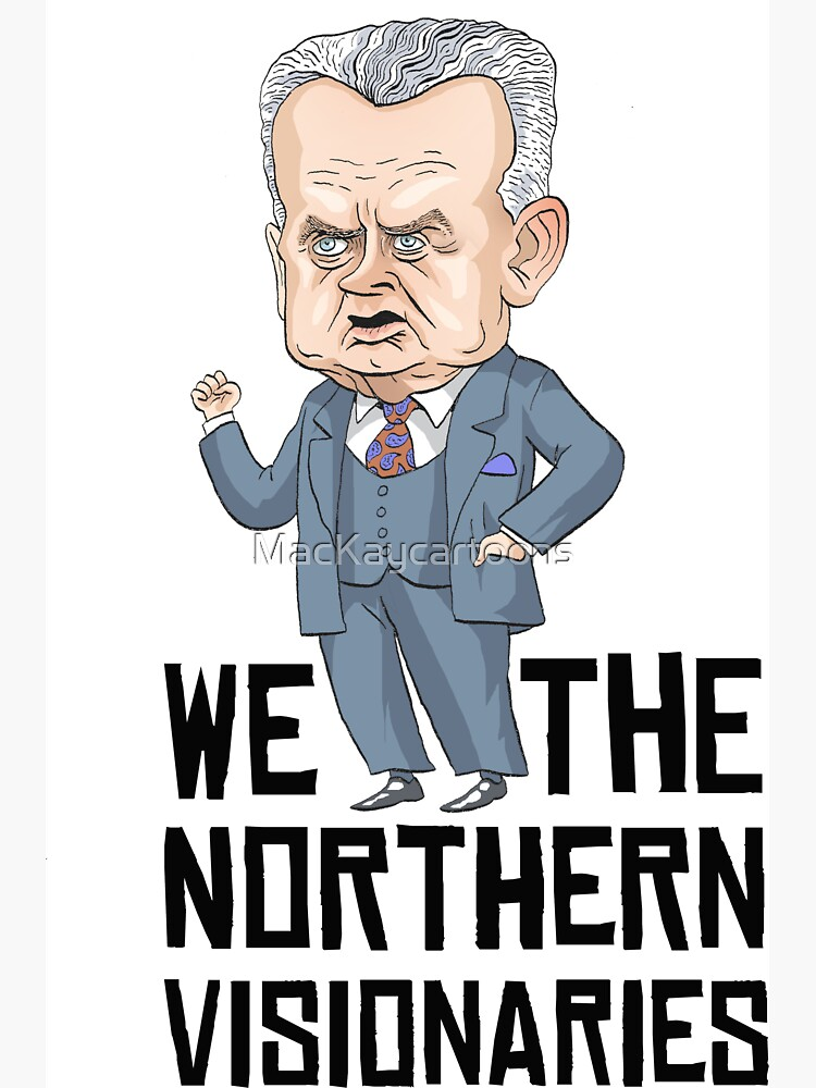Dief the Northern Visionary by MacKaycartoons