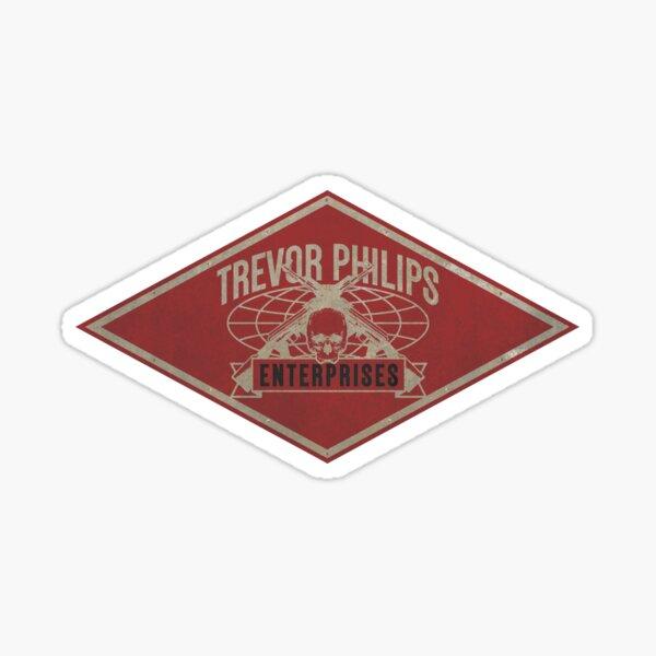 Trevor Philips Enterprises Sticker