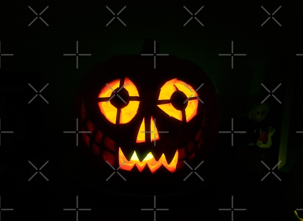 Pumpkin Head by LozMac
