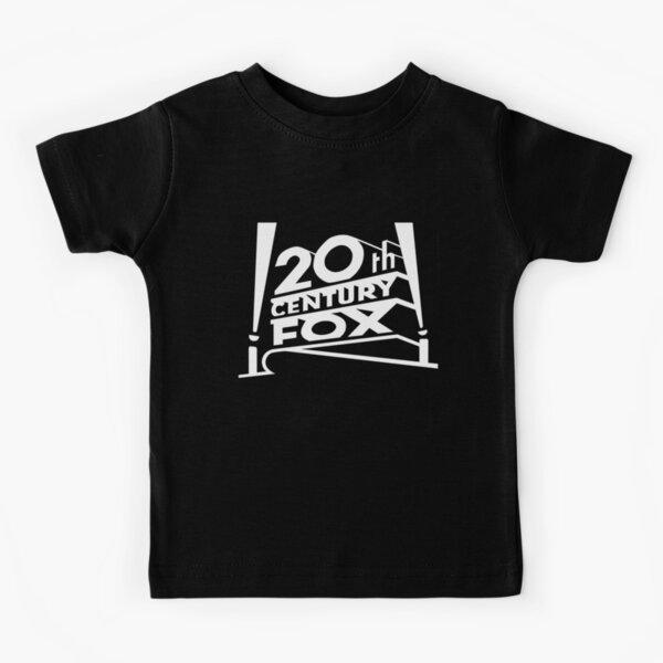 Logo de la 20th Century Fox Movies Pictures T-shirt enfant