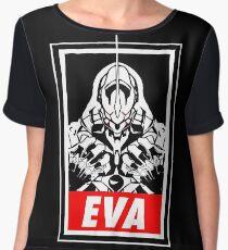 EVA (obey) Chiffon Top