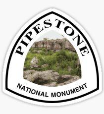 Pipestone National Monument Sticker