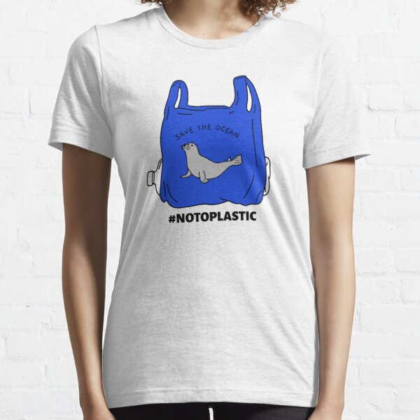 Save The Ocean Essential T-Shirt