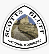 Scotts Bluff National Monument Sticker