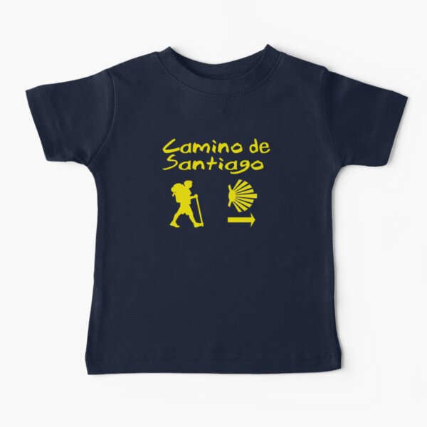 Camino de Santiago Compostela Spain Baby T-Shirt