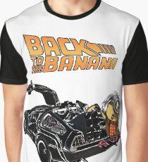 Back To The Banana v2 Graphic T-Shirt