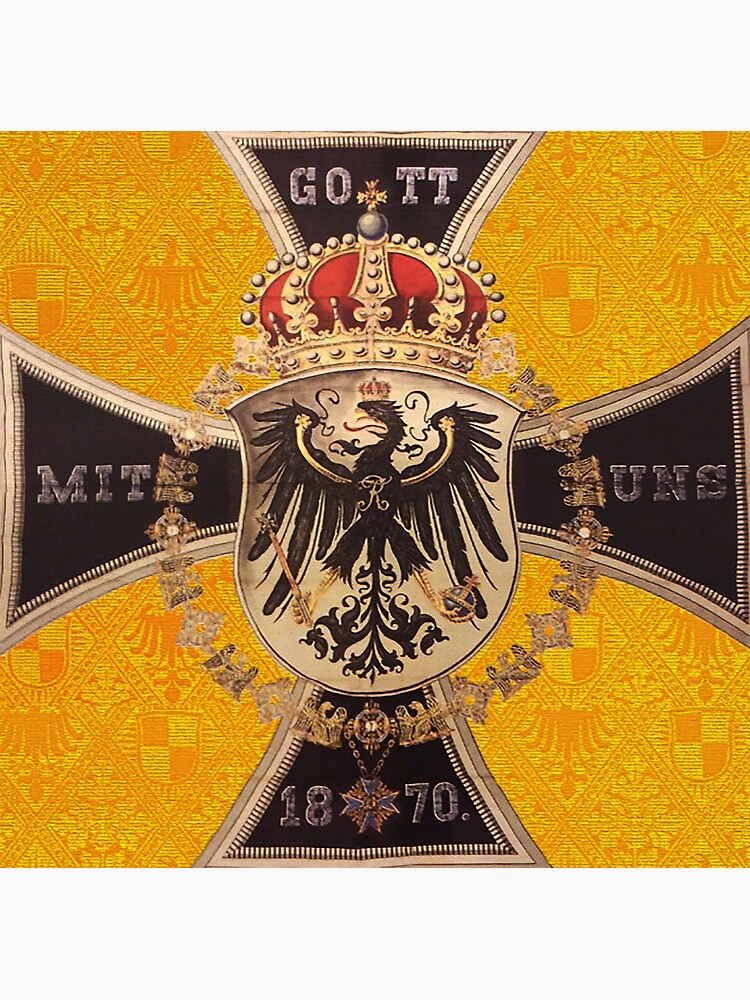 German Eagle of the Kingdom of Prussia by edsimoneit