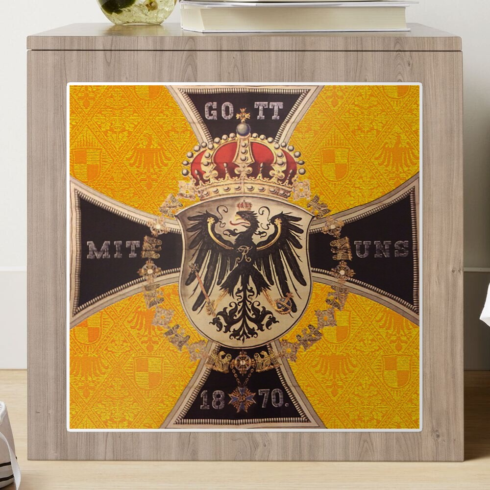 German Eagle of the Kingdom of Prussia Sticker