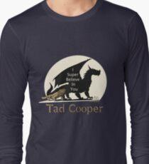 Camiseta de manga larga Galavant: Yo Súper Creo en Ti Tad Cooper V2