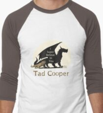 Galavant: I Super Believe In You Tad Cooper V2 Men's Baseball ¾ T-Shirt