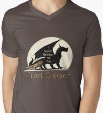 Galavant: I Super Believe In You Tad Cooper V2 Men's V-Neck T-Shirt