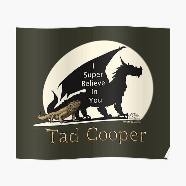 Galavant: I Super Believe In You Tad Cooper V2 Poster