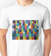 Farben Teil1 Unisex T-Shirt