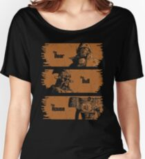The Bear, The Bull, The House Women's Relaxed Fit T-Shirt