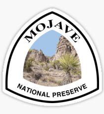 Mojave National Preserve Sticker