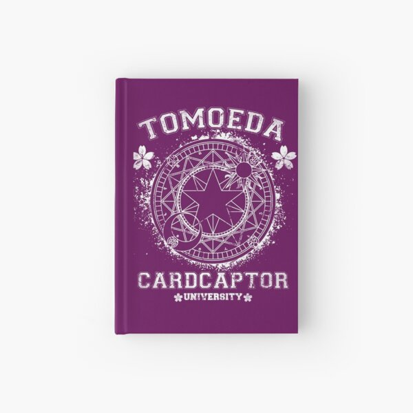 Tomoeda Cardcaptor University Hardcover Journal