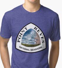 Point Reyes National Seashore Tri-blend T-Shirt