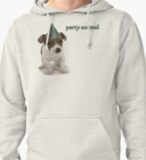 Party Animal Pullover Hoodie