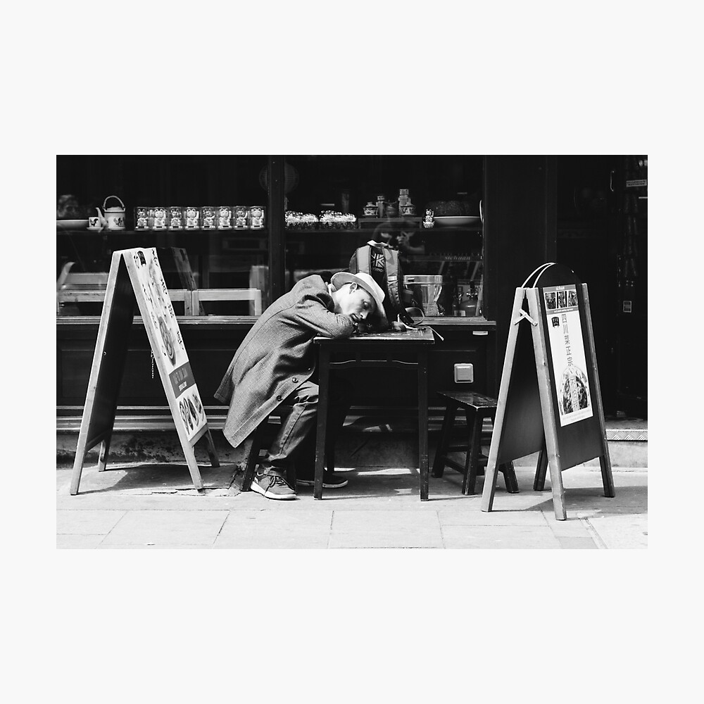 CHINATOWN, LONDON - 2016 Photographic Print