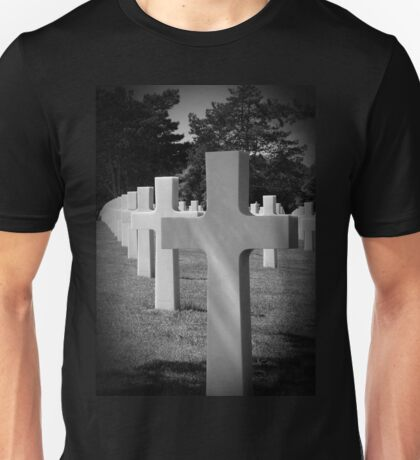 American Cemetery - Remember D Day June 6, 1944 T-Shirt