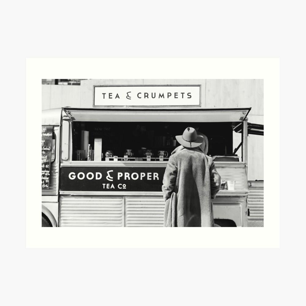 LEWIS CUBITT SQUARE, LONDON - 2016 Art Print