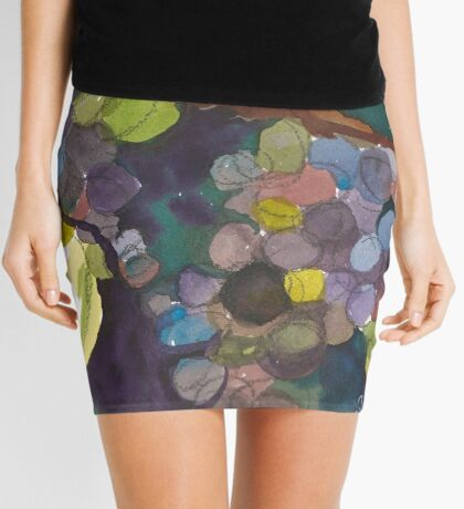 Colors on the Vine Mini Skirt