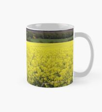 Yellow dance of Nature - Limavady County Derry Ireland Mug